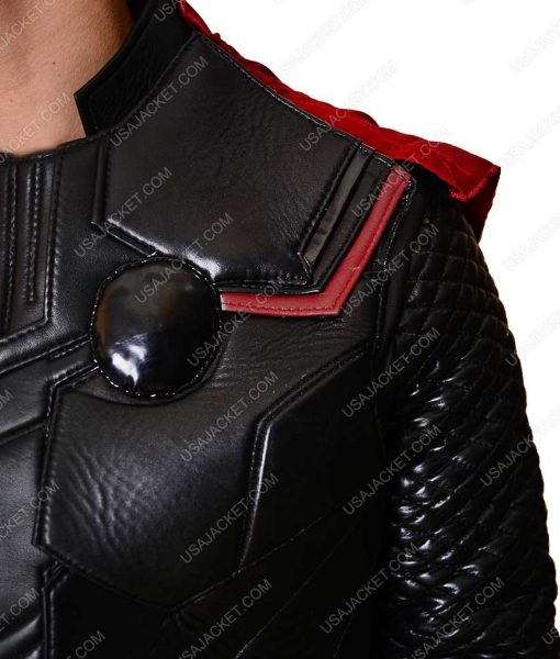 Inifnity War Thor Leather Vest