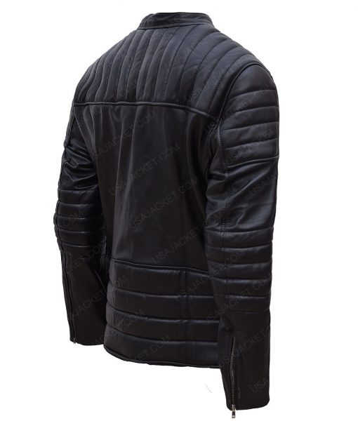 Mike Fallon Accident Man Jacket