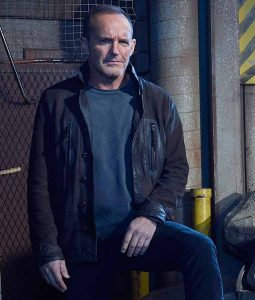 Phil Coulson Agents Of Shield Leather Jacket