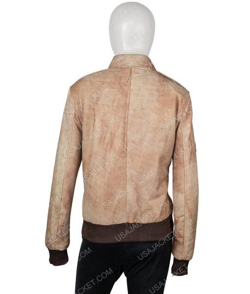 Jessica Barden Oversized Jacket