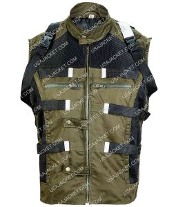 Black Widow Avengers Infinity War Black Vest