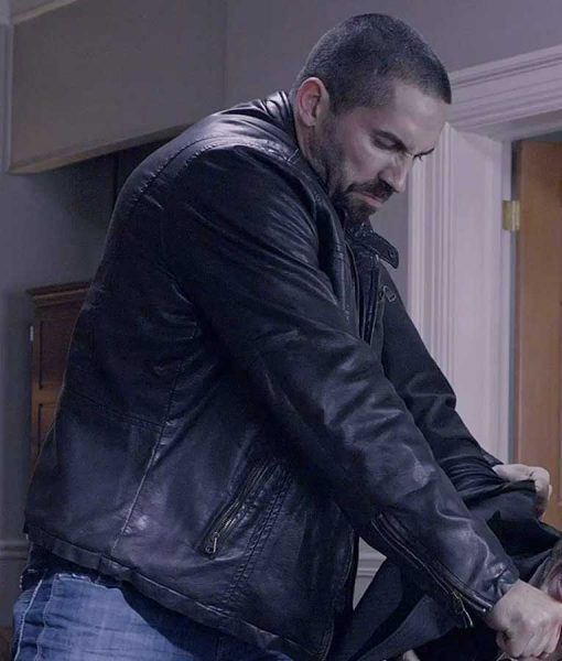 Scott Adkins Close Range Jacket