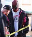Deadpool 2 Track Jacket