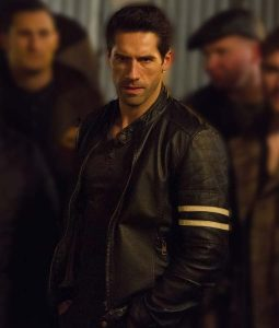 Green Street 3 Scott Adkins Jacket