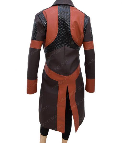 Guardians Of The Galaxy Gamora Zoe Saldana Jacket