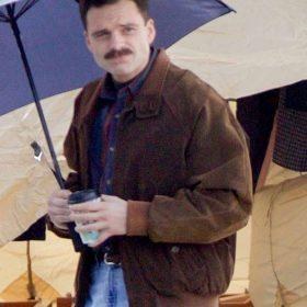Sebastian Stan Bomber Jacket