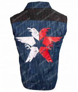 Infamous Second Son Vest