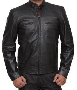 Hank Voight Chicago PD Leather Jacket