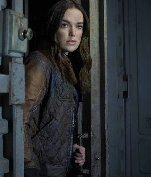 Jemma Simmons Agents Of Shield Jacket