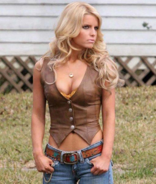 Jessica Simpson Vest