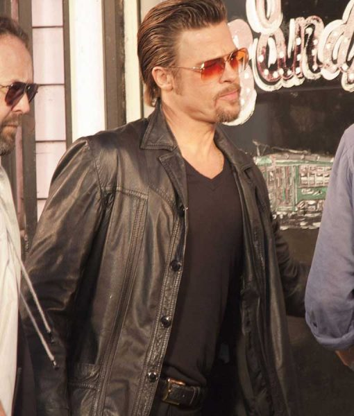 Brad Pitt Blazer from Killing Them Softly