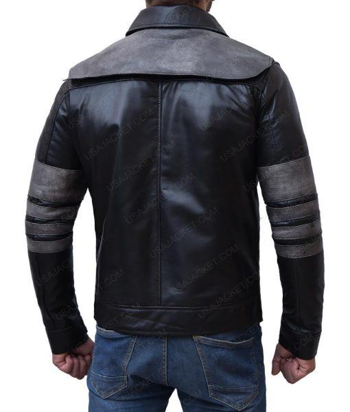 Iain De Caestecker Leo Fitz Leather Jacket