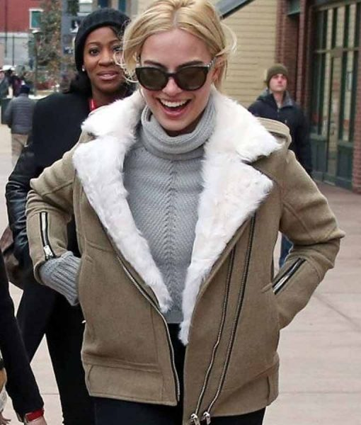Margot Robbie I Tonya Premier Jacket