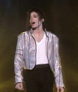 MJ Heal The World Jacket