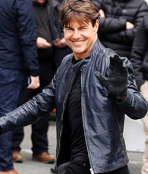 Mission Impossible 6 Biker Leather Jacket