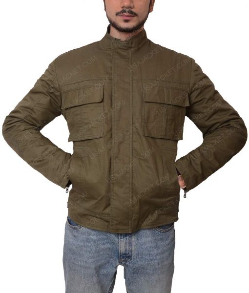 Nathan Drake Lightweight Cotton Jacket