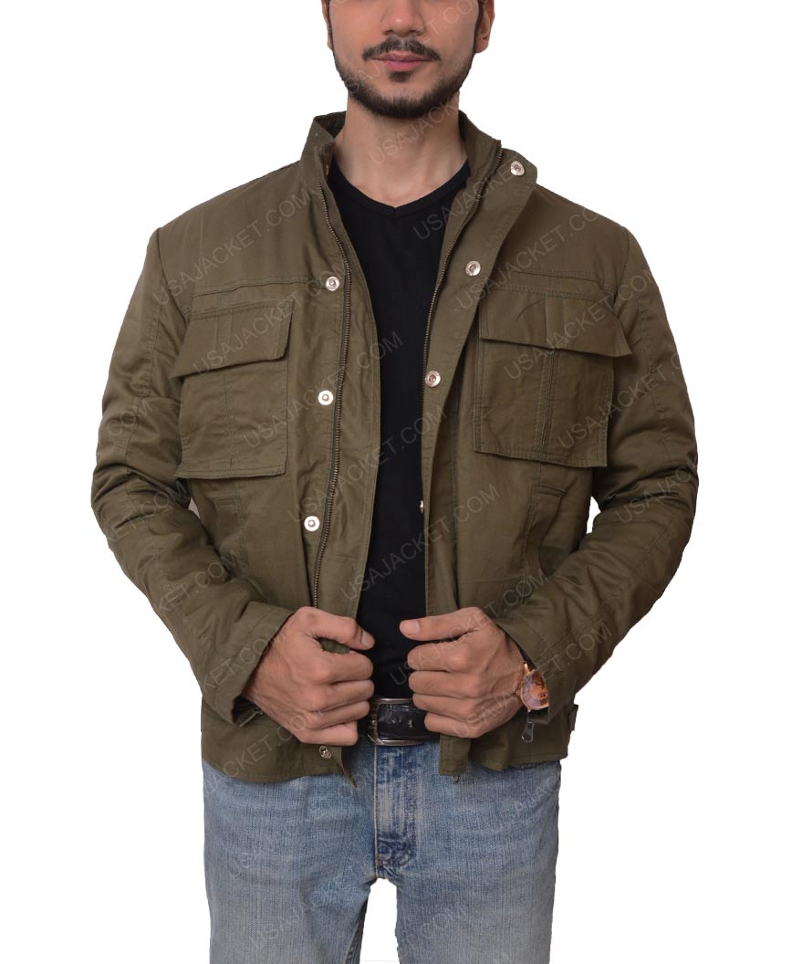 Uncharted 4 Lightweight Nathan Drake Jacket Usa Jacket