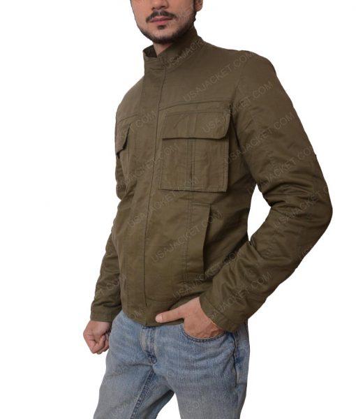 Nathan Drake Lightweight Grey Jacket
