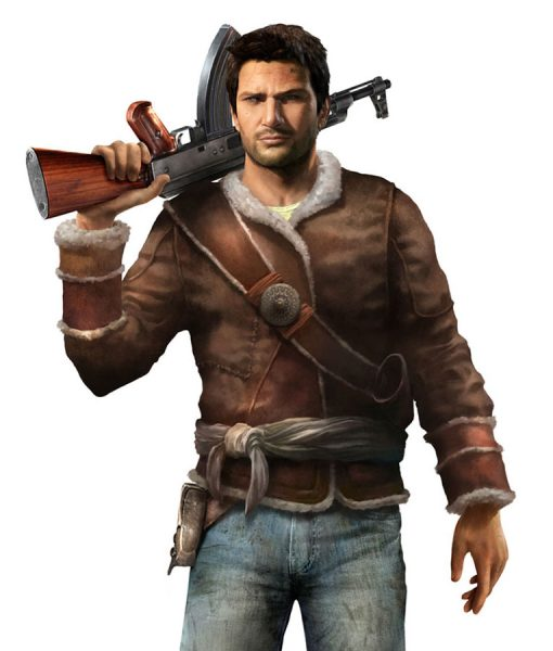 Nathan Drake Winter Jacket