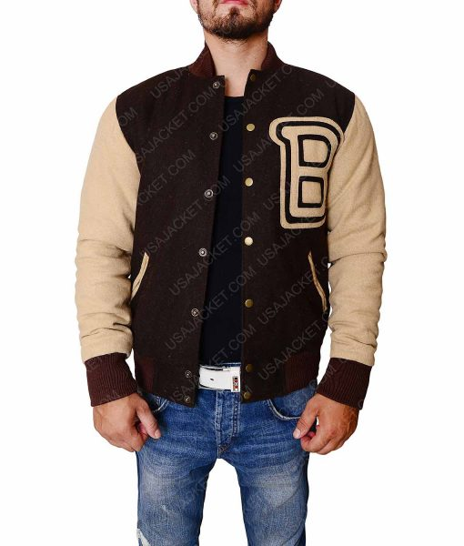 Hotline Miami Womens Letterman Jacket
