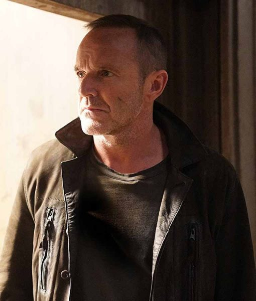 Agents Of Shield Clark Gregg Jacket