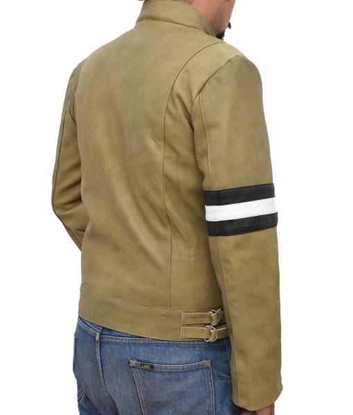 Samuel Barnett Café Racer Dirk Gently's Holistic Detactive Agency Jacket