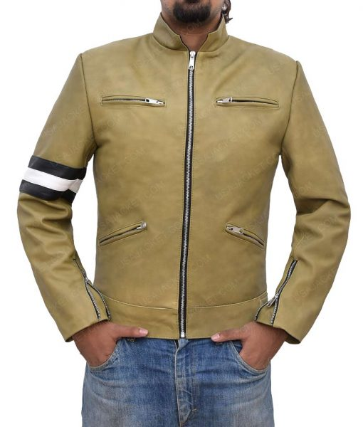 Samuel Barnett Detactive Agency Jacket