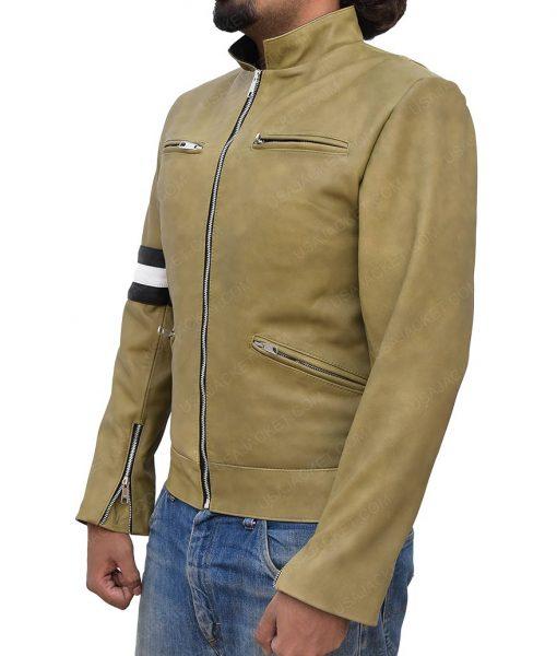 Samuel Barnett Dirk Gently's Holistic Detactive Agency Jacket