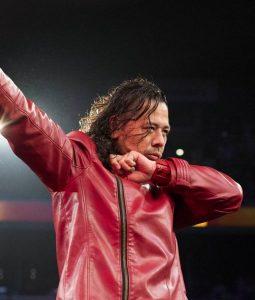 Shinsuke Nakamura Jacket