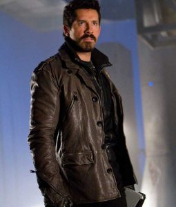 The Expendables Scott Adkins Leather Jacket