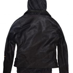 Lara Croft Alicia Vikander Leather Jacket