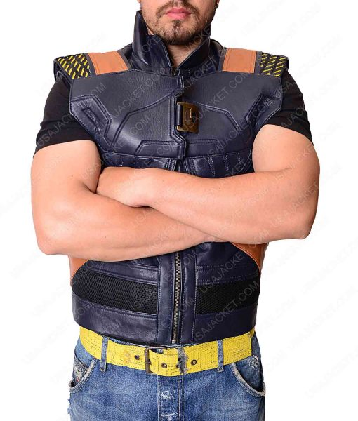 Battle-Armor-Black-Panther-Erik-Killmonger-Vest