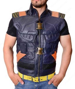 Killmonger Black Panther Vest