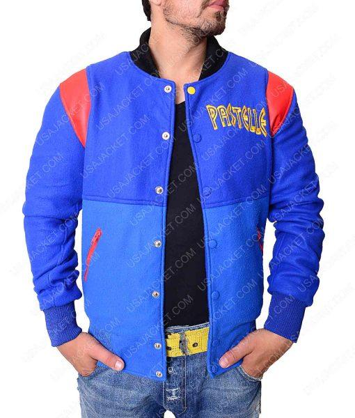 Pastelle Baseball Jacket