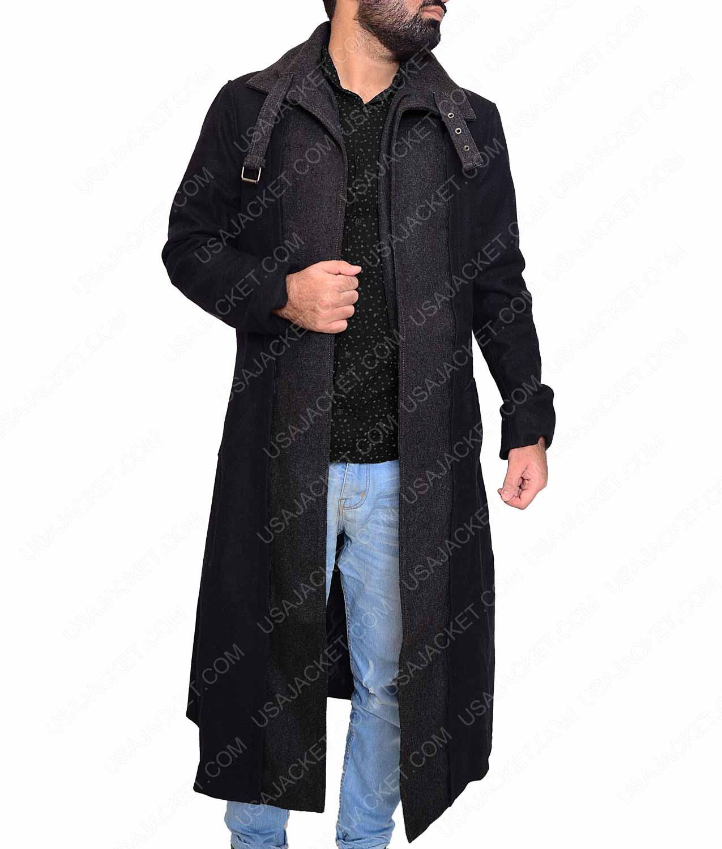Watch Dogs Black Coat