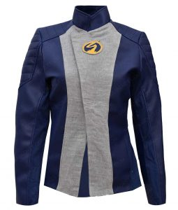 The Flash Season 5 Nora West-Allen XS Speedster Jacket
