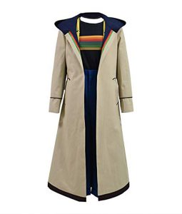 Jodie Whittaker 13th Doctor Long jacket