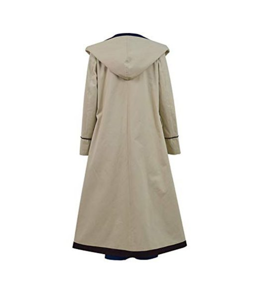 13th Doctor Who coat