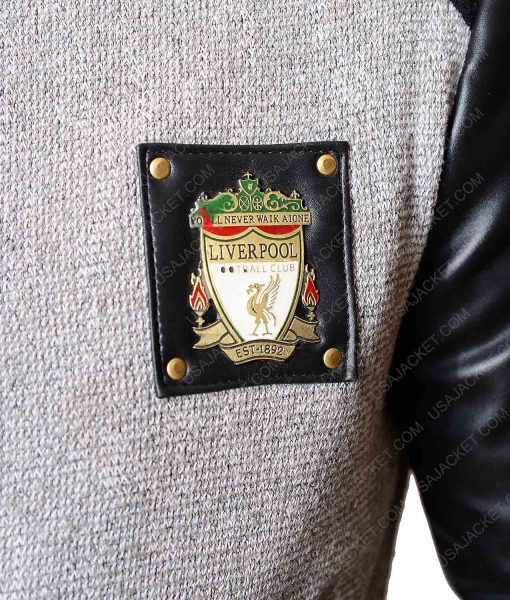 Liverpool Letterman Jacket