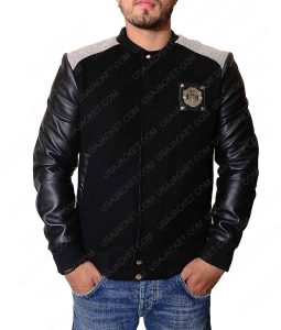 Manchester United Varsity Jacket
