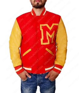 Thriller Letterman Jacket