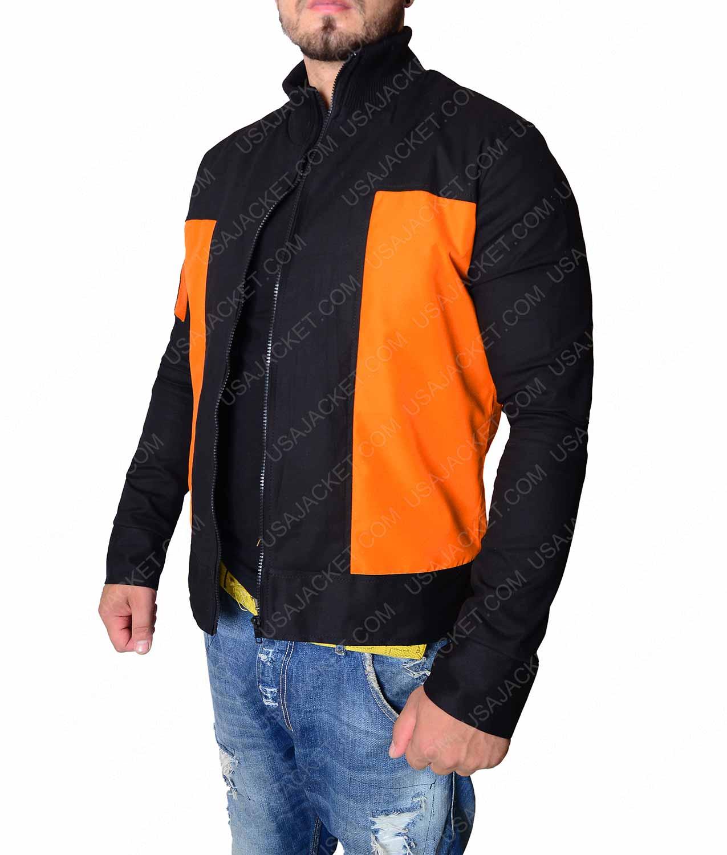 Uzumaki Naruto tracksuits unisex baseball jackets