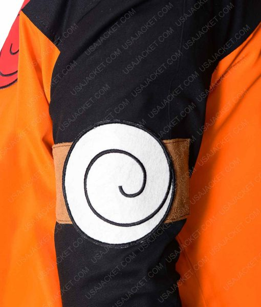 Naruto Anime Track Jacket