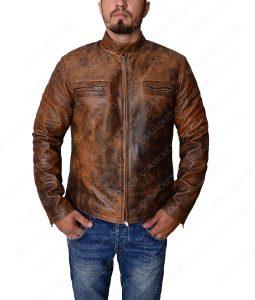 Tom Cruise Oblivion Premier Leather Jacket
