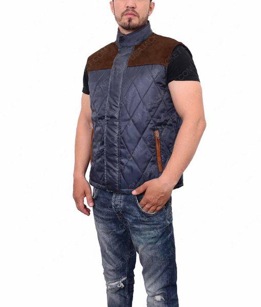 The 5th Wave Evan Walker Satin Vest
