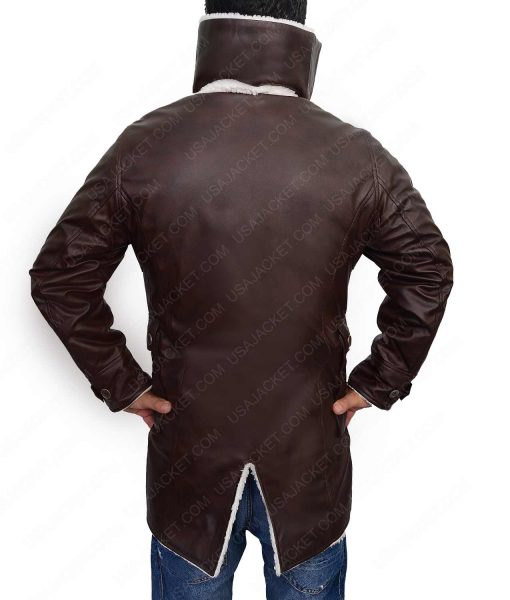 The Dark Knight Rises Tom Hardy Bane PU Jacket
