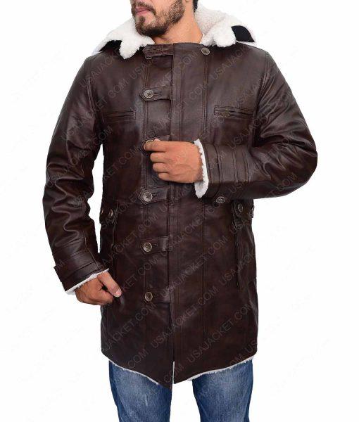 Bane PU Coat