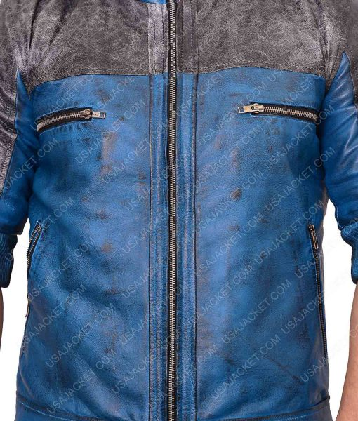 Rico Rodriguez Leather Jacket