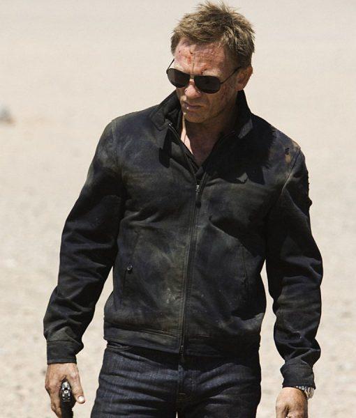 James Bond Quantum Of Solace Jacket