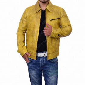 Knight And Day Roy Miller Leather Jacket
